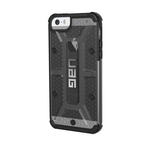 Pancerna obudowa Urban Armor Gear Folio Apple iPhone 5 / 5S / SE Ash / Black