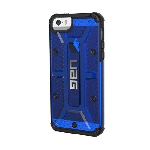 Pancerna obudowa Urban Armor Gear Folio Apple iPhone 5 / 5S / SE Cobalt Blue