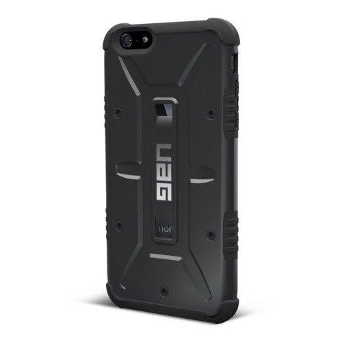 Pancerna obudowa Urban Armor Gear Folio Apple iPhone 6 Plus / 6S Plus Black