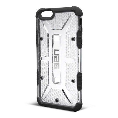 Pancerna obudowa Urban Armor Gear Folio Apple iPhone 6 Plus / 6S Plus Ice / Black