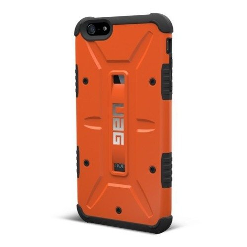 Pancerna obudowa Urban Armor Gear Folio Apple iPhone 6 Plus / 6S Plus Orange