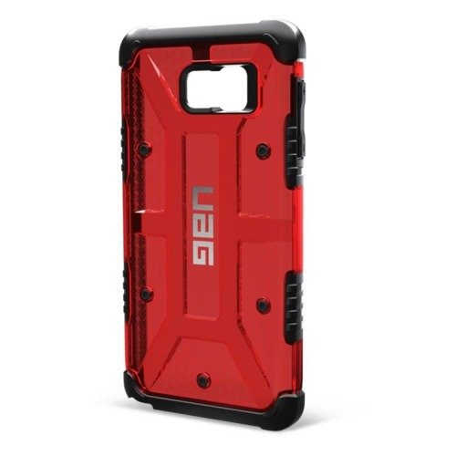 Pancerna obudowa Urban Armor Gear Red / Black | Samsung Galaxy Note 5
