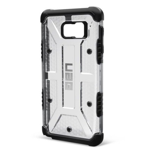 Pancerna obudowa Urban Armor Gear Samsung Galaxy Note 5 Ice / Black