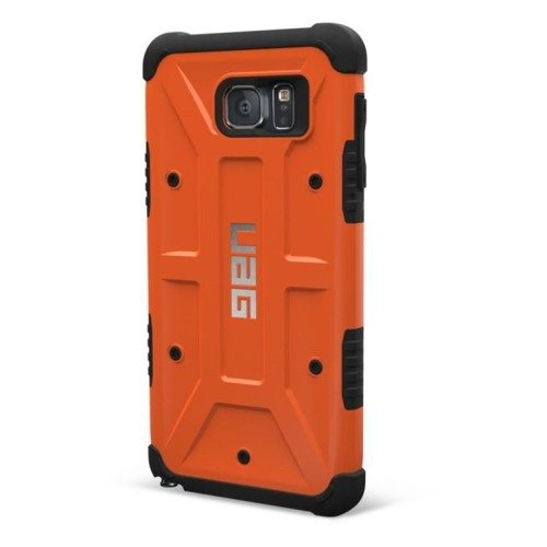 Pancerna obudowa Urban Armor Gear Samsung Galaxy Note 5 Orange
