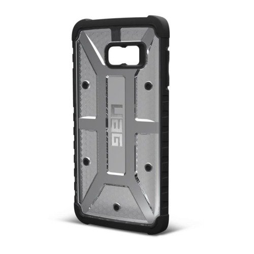 Pancerna obudowa Urban Armor Gear Samsung Galaxy S6 Edge Plus Ash / Black