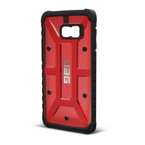 Pancerna obudowa Urban Armor Gear Samsung Galaxy S6 Edge Plus Red / Black