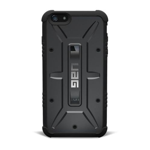 Pancerna obudowa Urban Armor Gear Scout - czarna - iPhone 6 Plus