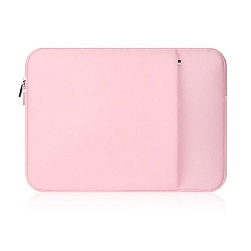 Pokrowiec TECH-PROTECT Neopren Apple MacBook Pro 15.6 Różowy