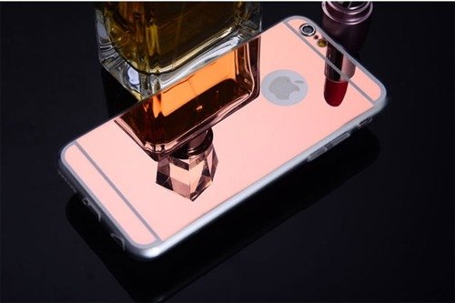 Slim Mirror Case Różowy | Etui dla Apple iPhone 6 / 6S