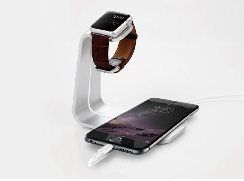 Sttojak Benks Mechanic Aluminum Apple Watch Stand Dock