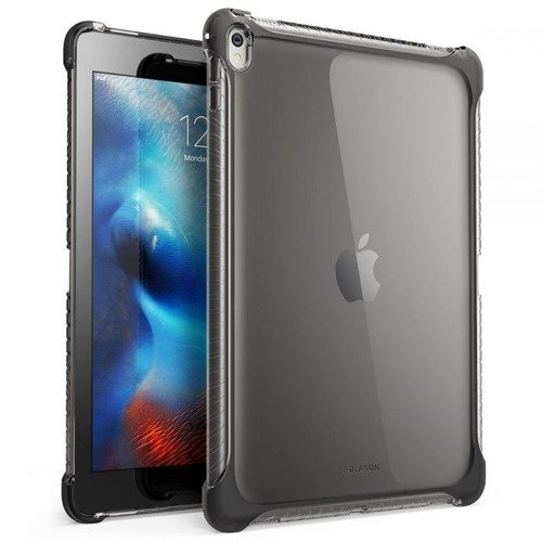 Supcase IBLSN SoftGel Frost / Black | Obudowa dla modelu Apple iPad Pro 9.7