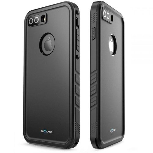 Supcase NC IP68 Waterproof Black | Obudowa dla modelu Apple iPhone 7 Plus