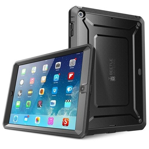 Supcase Unicorn Beetle Pro Black | Obudowa dla Apple iPad Air