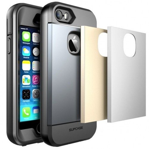 Supcase Water Resist | Obudowa dla modelu Apple iPhone 5S / SE
