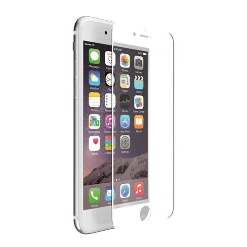 Szkło ochronne 9H 0,33mm X-Doria Aster Tempered Glass Apple iPhone 7 Plus Biała ramka
