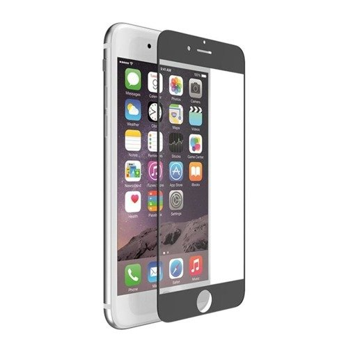 Szkło ochronne 9H 0,33mm X-Doria Aster Tempered Glass Apple iPhone 7 Plus Czarna ramka