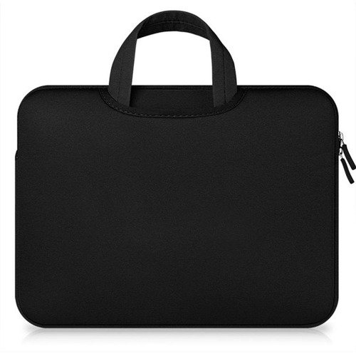 TECH-PROTECT Airbag Black | Torba dla Apple MacBook Air / Pro 13