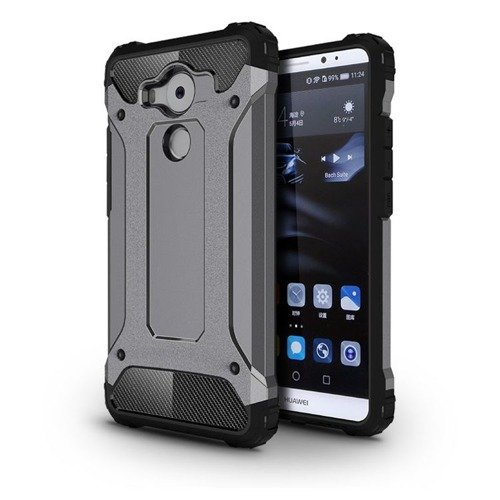 TECH-PROTECT Future Armor Grey | Obudowa dla Huawei Mate 8