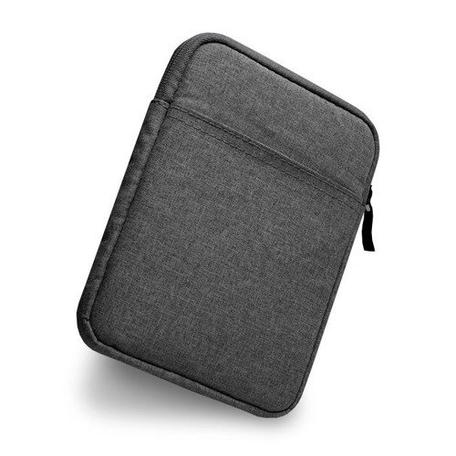 TECH-PROTECT Sleeve Kindle Paperwhite / Voyage Dark Grey | Uniwersalne etui ochronne
