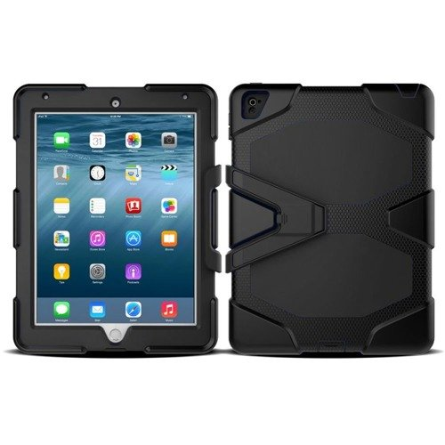 TECH-PROTECT Survive Black | Obudowa Apple iPad Pro 9.7