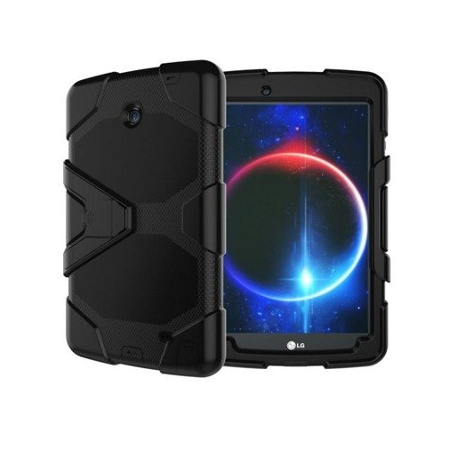 TECH-PROTECT Survive Black | Obudowa LG G PAD 2 8.0