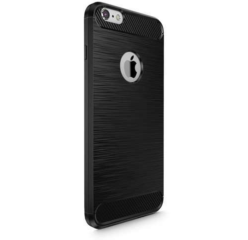 TECH-PROTECT TPUCarbon Black | Obudowa dla Apple iPhone 6 / 6S