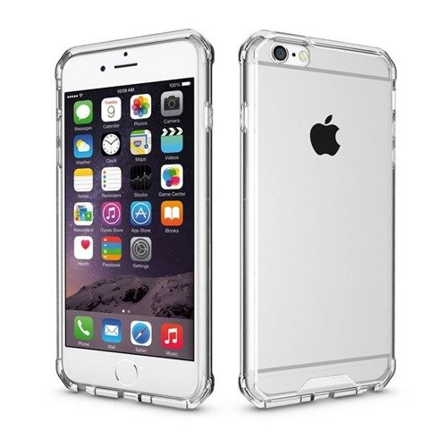 Tech-Protect Air Hybrid Crystal Clear | Obudowa dla Apple iPhone 6 / 6S