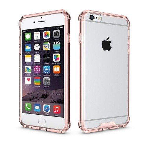 Tech-Protect Air Hybrid Rose Crystal | Obudowa dla Apple iPhone 6 / 6S