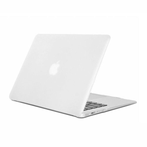 Tech-Protect Smartshell Matte Clear | Obudowa ochronna dla Apple MacBook Air 13