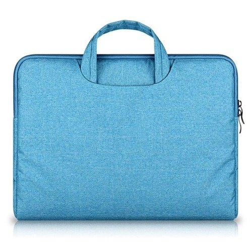 Torba TECH-PROTECT Briefcase Apple MacBook Air / Pro 13 Niebieski