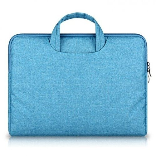 Torba TECH-PROTECT Briefcase Macbook PRO 15.6 Niebieski