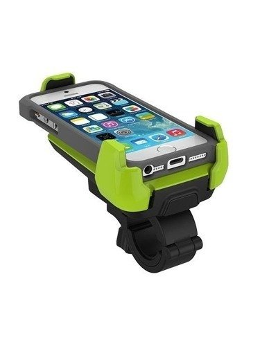 Uniwersalny uchwyt rowerowy iOttie Active Edge Bike Mount - iPhone 6, 6 Plus, Galaxy S6, S6 Edge, HTC One M9 Zielony