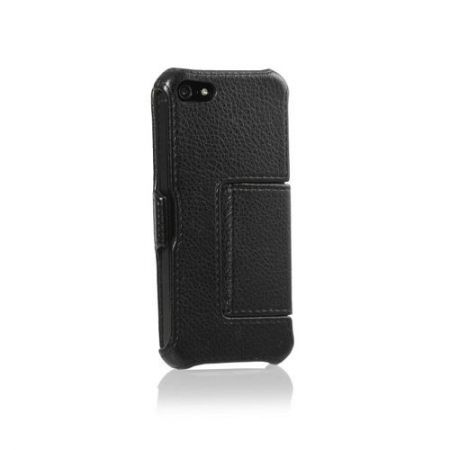 Etui Stilgut UltraSlim V2 - czarne -  iPhone 5 5S