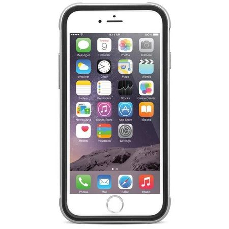 Aluminiowe etui X-Doria Defense Shield - Apple iPhone 6 - Srebrne