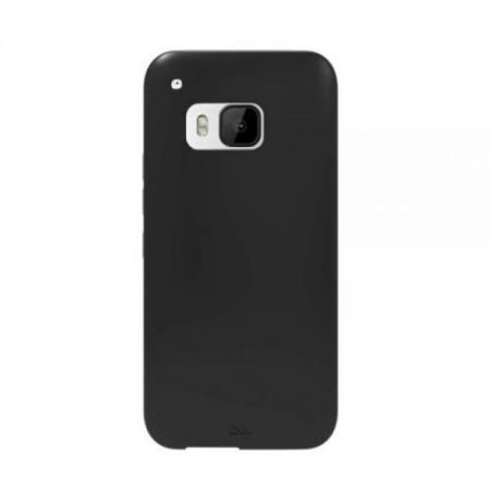 Case-mate Barely There - Etui HTC One (M9) (czarny)