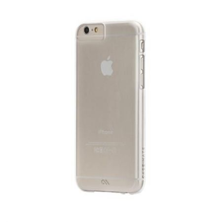 Case-mate Barely There - Etui iPhone 6/6S (przezroczysty)