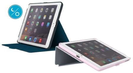 Etui Speck StyleFolio Apple iPad Air / Air 2 Czarny