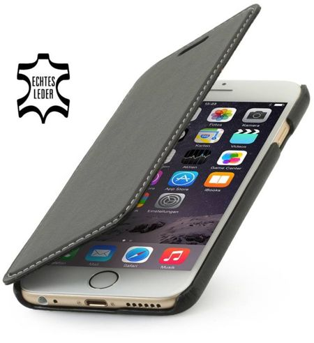 Etui Stilgut Book Apple iPhone 6 / 6S Czarne