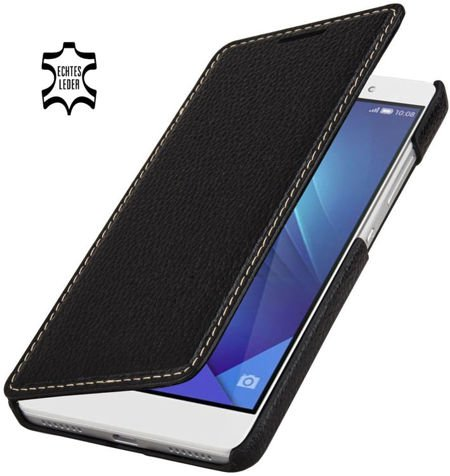 Etui Stilgut Book Huawei Honor 7 Czarne
