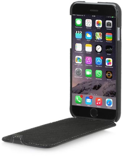 Etui Stilgut UltraSlim Apple iPhone 6 / 6S Czarne
