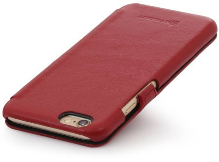 Etui Stilgut UltraSlim Book Apple iPhone 6 / 6S Czerwone