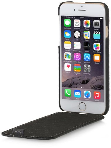 Etui Stilgut UltraSlim P02 Apple iPhone 6 Plus / 6S Plus Czarne