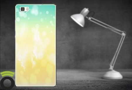 Etui Zolti UItra Slim Case  - Huawei P8 Lite - Abstract - Wzór A1