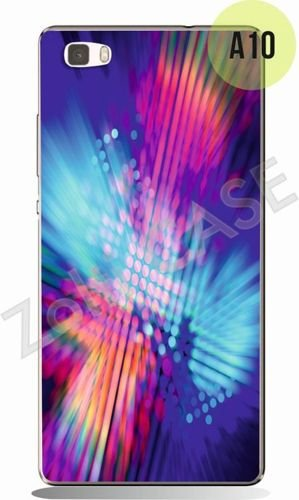 Etui Zolti UItra Slim Case - Huawei P8 Lite - Abstract - Wzór A10