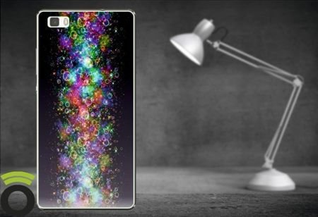 Etui Zolti UItra Slim Case - Huawei P8 Lite - Abstract - Wzór A4