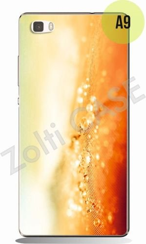 Etui Zolti UItra Slim Case - Huawei P8 Lite - Abstract - Wzór A9