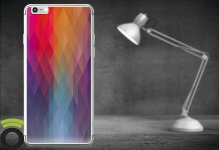 Etui Zolti Ultra Slim Case - Apple iPhone 6 / 6S - Abstract - Wzór A11