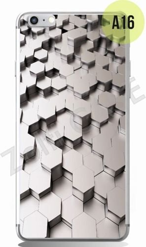 Etui Zolti Ultra Slim Case - Apple iPhone 6 / 6S - Abstract - Wzór A16