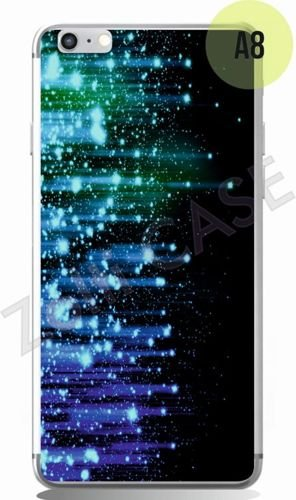 Etui Zolti Ultra Slim Case - Apple iPhone 6 / 6S - Abstract - Wzór A8