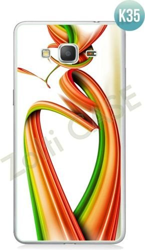 Etui Zolti Ultra Slim Case - Galaxy Grand Prime - Colorfull - Wzór K35